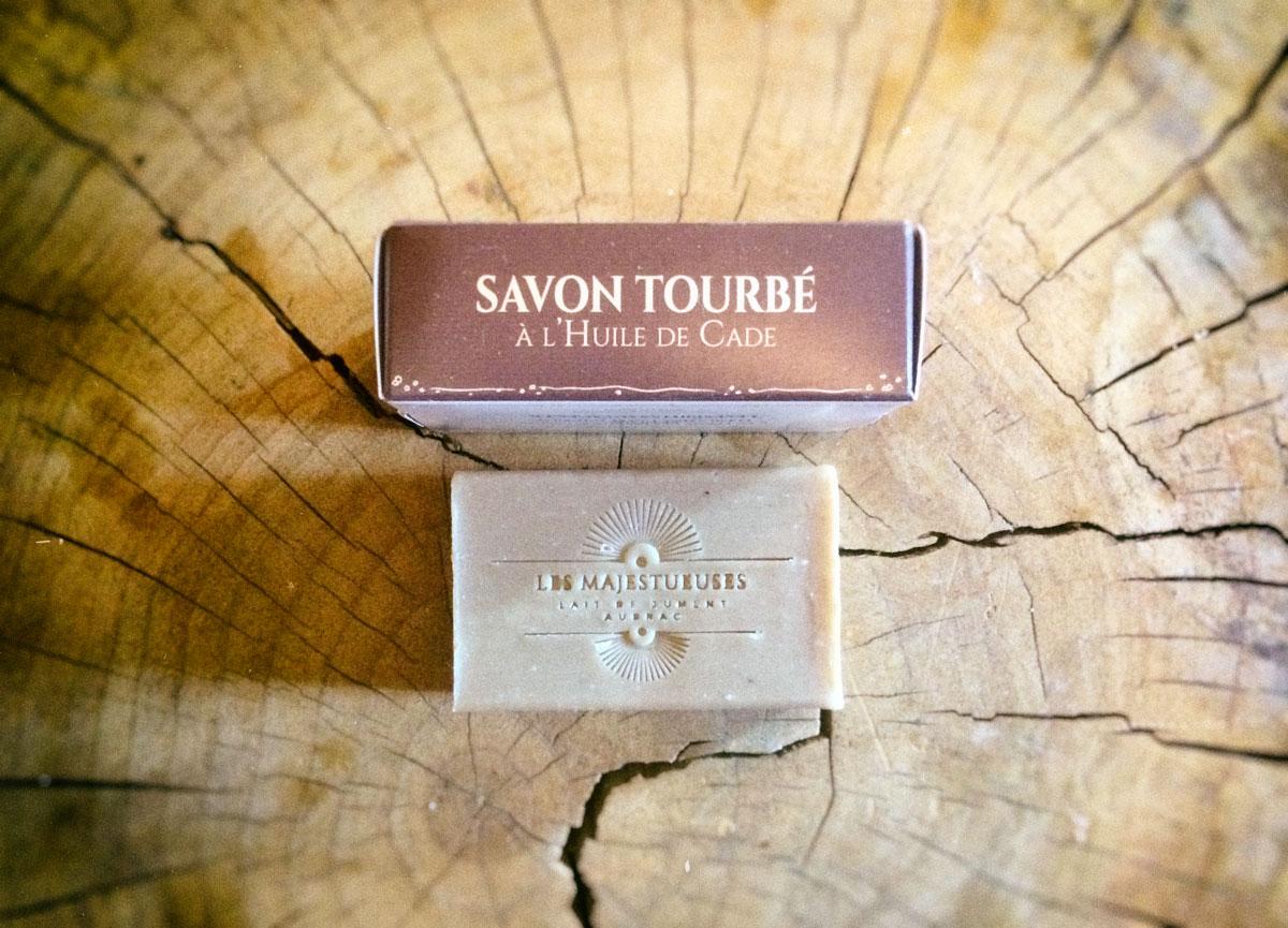 Savon Tourbé
